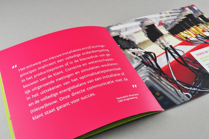 bedrijfsbrochure CEE engineering