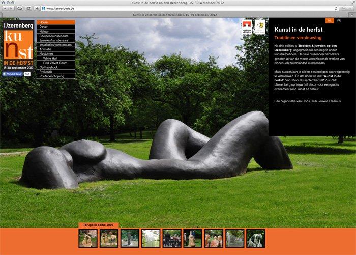 website ijzerenberg