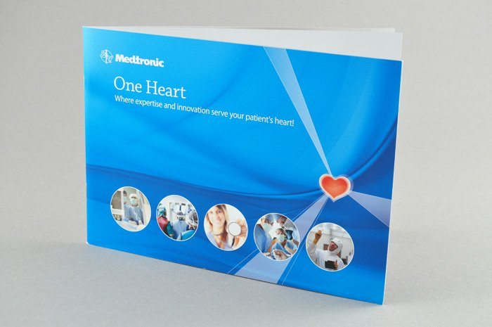 brochure One Heart Medtronic